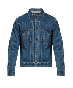 Kuro | Extensible Denim Jacket