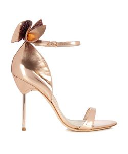 Sophia Webster | Maya Embellished-Bow Leather Sandals