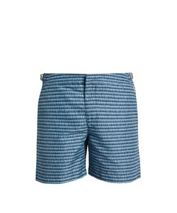 Orlebar Brown | Bulldog Athabasca Mid-Length Swim Shorts
