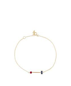 LOREN STEWART | Ruby Sapphire Yellowbracelet