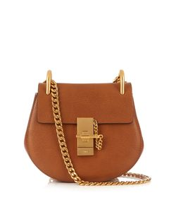 Chloe | Drew Mini Leather Cross-Body Bag