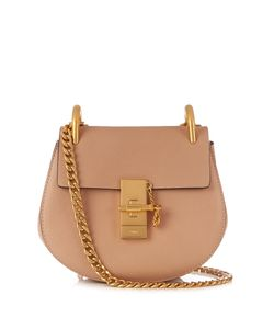 Chloe | Drew Mini Leather Cross-Body Bag