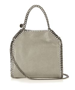 Stella Mccartney | Falabella Mini Faux-Suede Cross-Body Bag