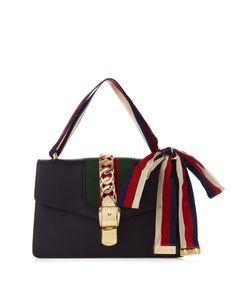 Gucci | Sylvie Leather Shoulder Bag