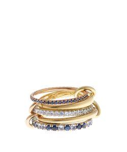 SPINELLI KILCOLLIN | Atlas Sapphire Tanzanite Ring