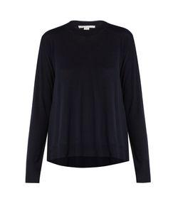 Stella Mccartney | Asymmetric-Hemline Wool Sweater