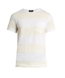 A.P.C. | Road Crew-Neck Cotton T-Shirt