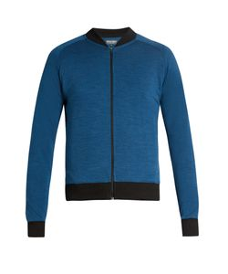 CAFÉ DU CYCLISTE | Francoise Zip-Through Cycle Sweatshirt