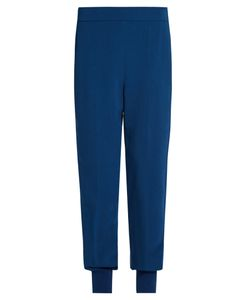 Stella Mccartney | Julia Tapered Cady Trousers