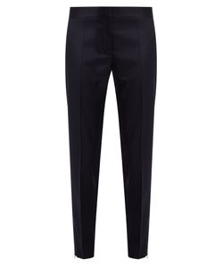 Stella Mccartney | Vivian Slim-Leg Wool-Twill Trousers