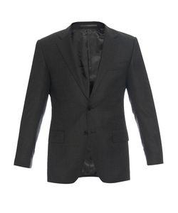 GIEVES & HAWKES | Birdseye Notch-Lapel Wool Jacket