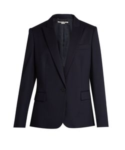 Stella Mccartney | Ingrid Single-Breasted Wool Jacket