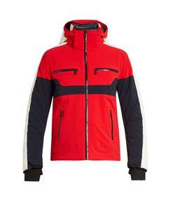 FUSALP | Carlo Hooded Ski Jacket
