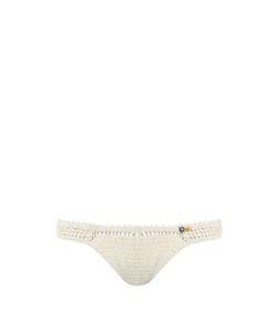 SHE MADE ME | Essential Cheeky Crochet Bikini Briefs