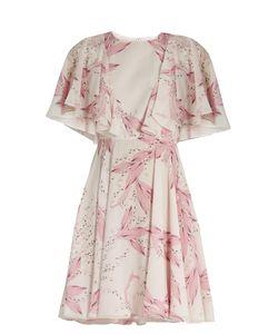 Giambattista Valli | -Print Silk-Georgette Dress