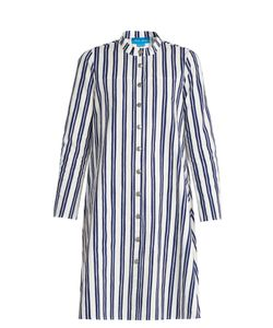 Mih Jeans | Tove Striped Cotton Shirtdress