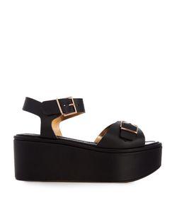 Robert Clergerie | Feitv Leather Platform Sandals