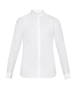 MATHIEU JEROME | Tab-Collar Shirt