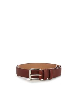 A.P.C. | Paris Pebbled-Leather Belt