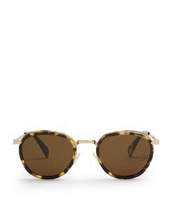 CÉLINE SUNGLASSES | D-Frame Acetate Sunglasses