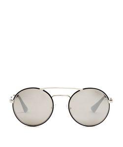 Prada Eyewear   Round-Frame Sunglasses