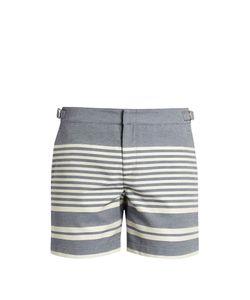 Orlebar Brown | Bulldog Pyjama Stripe Swim Shorts