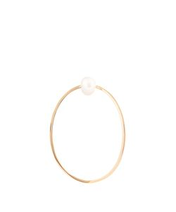 Delfina Delettrez | Pearl Pinkear-Eclipse Medium Earring