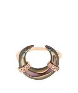 JACQUIE AICHE   Diamond Abalone Rosering