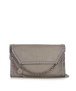 Stella Mccartney | Falabella Mini Faux-Suede Cross-Body Bag