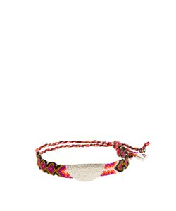 LUCY FOLK | Taco Sterlingfriendship Bracelet