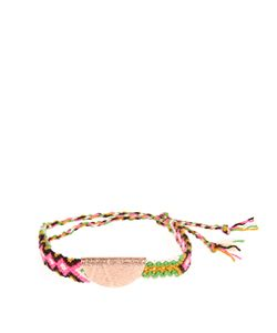 LUCY FOLK | Tacoplated Friendship Bracelet