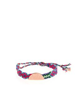 LUCY FOLK | Citrusplated Friendship Bracelet
