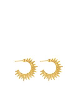 MARTE FRISNES | Tabithaplated Earrings