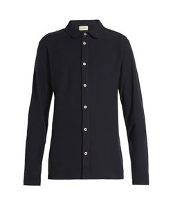Oliver Spencer   Long-Sleeved Jersey Shirt