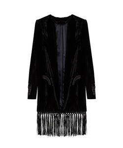 BLAZÉ MILANO | Midnight Smoking Etoile Velvet Jacket
