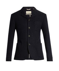 Oliver Spencer | Solms Notch-Lapel Wool Jacket