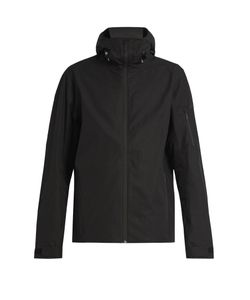 MOVER | Wool-Lined Hooded Ski Jacket