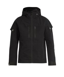 MOVER | Layered Zip-Through Ski Jacket