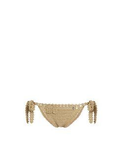 SHE MADE ME | Jannah Tie-Side Crochet Bikini Briefs