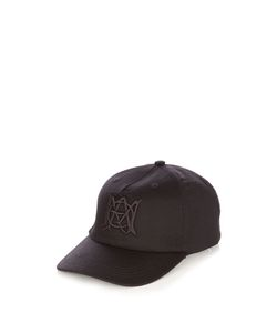 Alexander McQueen | Embroidered Wool And Cashmere-Blend Cap