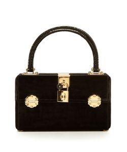 Dolce & Gabbana   Dolce Box Vanity Velvet Bag