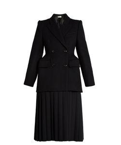 Balenciaga | Cavalry Wool-Twill Coat