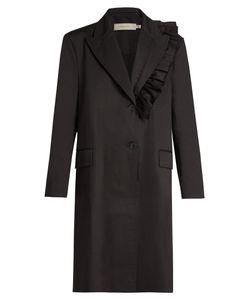 Preen Line | Frida Asymmetric Cotton-Drill Coat