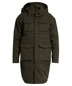 NORWEGIAN RAIN | Hybrid Technical Military Parka