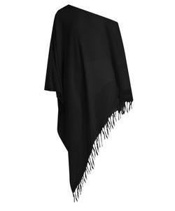 SU | Syama Striped-Cotton Asymmetric Cover-Up
