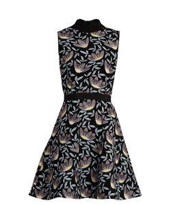 SELF-PORTRAIT | Peony Lace Mini Dress