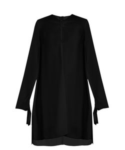 Proenza Schouler | Knotted-Front Crepe Dress