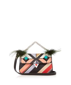 Fendi | Micro Baguette Bag Bugs Cross-Body Bag