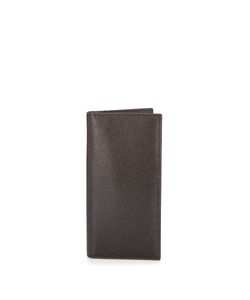 Valextra | Vertical Leather Wallet