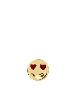 ALISON LOU | Enamel Love Struck Earring